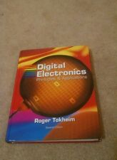 Digital Electronics: Principles and Applications by Tokheim, Roger