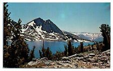 Duk Lake, CA Postcard *253