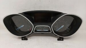 2012-2018 Ford Focus Speedometer Instrument Cluster Gauges 81937