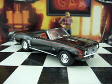 '17 GREENLIGHT 1969 CHEVROLET CAMARO SS LOOSE 1:64 VINTAGE TEXACO GAS SERIES