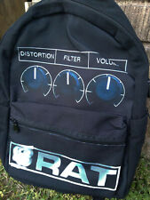 Fuzz Pedal Guitar Distortion backpack