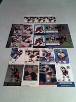 *****Rostislav Klesla*****  Lot of 21 cards.....14 DIFFERENT / Hockey