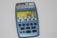 RADICA 2003 - Executive Draw Poker - Handheld Electronic Game
