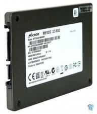 Micron 480GB SSD HD M510DC MTFDDAK480MBP SATA 6GB/S - Brand New Factory Sealed