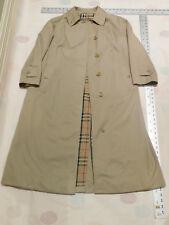 burberrys Prorsum  womens trenchcoat coat nova check made in england trench coat