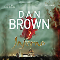 Dan BrownPaul Michael - Inferno: (Robert Langdon Book 4) (Audiobook CD)