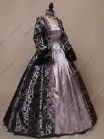 Renaissance Gothic Fantasy Ball Gown Dress Reenactment Theater Steampunk 119