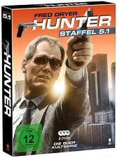 Hunter - Gnadenlose Jagd (Staffel 5.1 auf 3 DVDs im Digipack mit Schuber p (OVP)