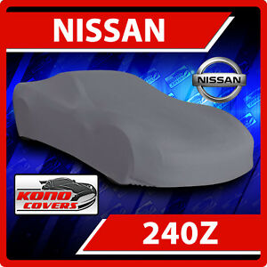 Fits. 1969-1973 Nissan 240Z CAR COVER - ULTIMATE® HP 100% All Season Custom-Fit
