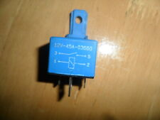 G CARTIER 12V-45A-03660 4 PIN RELAY