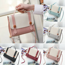 Ladies Handbag Shoulder Bags Tote Purse PU Leather Women Messenger Hobo Bag#OW