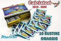 CALCIATORI PANINI STAGIONE 2019 2020 GIFT BOX 60 DELUXE 50 BUSTINE + 10 OMAGGIO