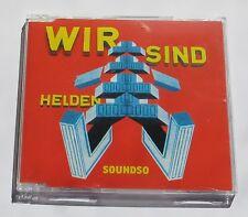 Wir Sind Helden - Soundso maxi CD Judith Holofernes