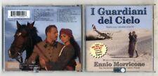 Cd ENNIO MORRICONE I guardiani del cielo - BMG 1999 Colonna sonora OST Film Tv