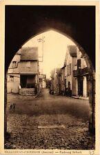 CPA Villeneuve d'Aveyron - Faubourg St-Roch (474912)