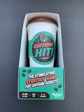 Caffeine Hit! The Stimulating Strategy Game For Caffeine Addicts RIDLEYS Ags 12+