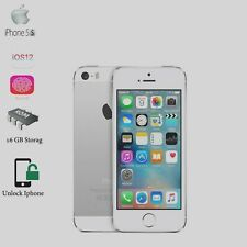 Mobile Smartphone Unlocked Factory Apple16gb iPhone 5s Gsm  White Silver Ios 12