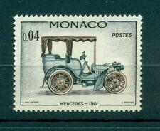 Monaco 1961 - Y & T  n. 560 - Retrospective automobile