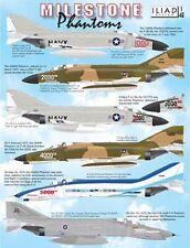"F-4 B/D/J/E Milestone Phantoms: ""Thousands Delivered"" (1/48 decals, Iliad 48022)"
