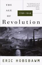 The Age of Revolution, 1789-1848 by Eric J. Hobsbawm and Eric Hobsbawm (1996, Pa