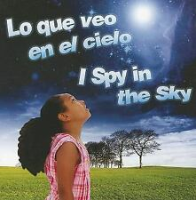Lo que veo en el cielo / I Spy In The Sky (Rourke Board Books)-ExLibrary