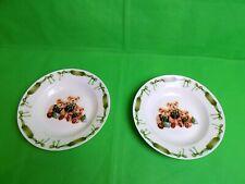 Harrods Knightsbridge Bone China Teddy Bear Rimmed Soup Bowls x 2