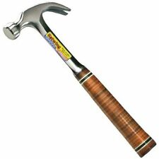 Estwing 20oz Curved Claw Hammer Leather Grip E20C