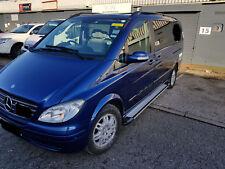 Opel Vivaro sur 2001 Swb Marchepied Pas Barre Marche-Pieds Plaque Stylé