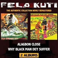 Fela Kuti - Alagbon Close  Why Black Man Dey Suffer [CD]