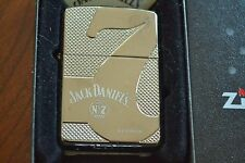 ZIPPO Lighter, Jack Daniels - 28817, Heavy Wall Armor Case, 2014, Sealed, M700
