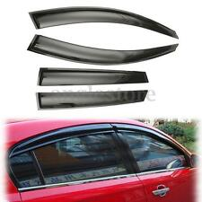 4x Window Visor Cover Deflector Sun Rain Guards For 2013-2016 Mazda CX-5 CX5 US