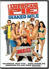 DVD - Comedy - American Pie Presents: The Naked Mile Unrated - Steve Talley