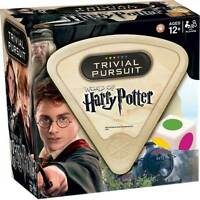 Trivial Pursuit - Harry Potter Edition NEW Winning Moves game trivia