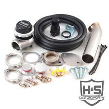 H&S Motorsports Wastegate Kit 2008-2010 Ford Powerstroke Diesel 6.4 EGR Delete