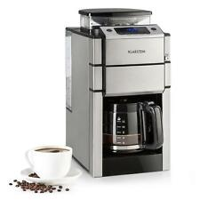 Coffee Machine Maker Bean To Cup 12 Automatic Grinder Filter Stainless Steel