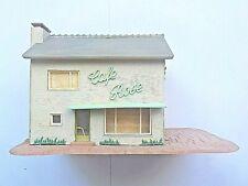Décor Maquette Faller Café Chez Rose Multiples Fenêtres et Portes