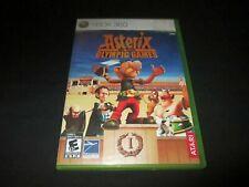 Asterix at the Olympic Games (Microsoft Xbox 360, 2008) By Atari - NO MANUAL