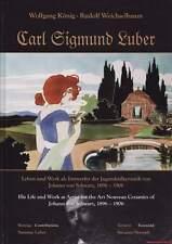 Fachbuch Carl Sigmund Luber Jugendstil-Keramik Fliesen, Vasen, Uhren uva.  OVP
