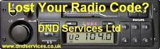Vauxhall Radio Code Decode Unlock by Serial Number - SC 201 D (C) SC 201D SC201D