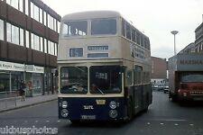 WMPTE No.110L in Wolverhampton 1976 Bus Photo
