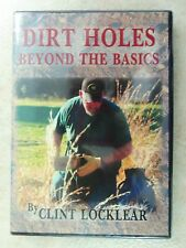 "Dvd ""Dirt Holes Beyond the Basics"" By Clint Locklear Predator Control Group Pcg"