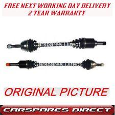 2x Ctiroen AX Saxo (3 STUD WHEEL) Driveshaft L & R NEW*