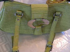GUESS Lime Green Handbag