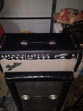 Fender Blackface Bassman Head / AB165 circuit! 1966