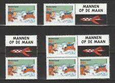 Nederland Stockkaart Zegels en Combinaties uit Postzegelboekjes 59 Postfris