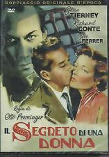 Il segreto di una donna (1950) DVD
