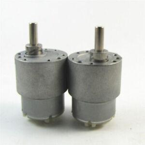 12V DC 120RPM High Torque Gear Box Electric Motor