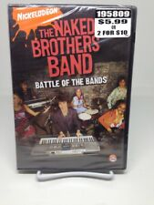 Naked Brothers Band - Battle of the Bands (DVD, 2007) See Pictures