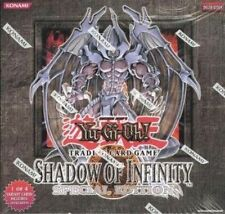 1x  Shadow of Infinity Special Edition Box Brand New Sealed Product - Yu-Gi-Oh!