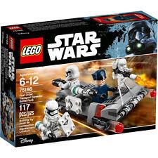 LEGO® Star Wars:First Order Transport Speeder Battle Pack Building Set 75166 NEW